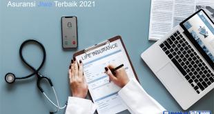 Asuransi jiwa terbaik 2021