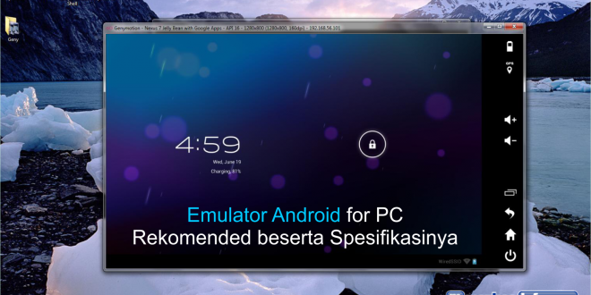 Emulator Android for PC