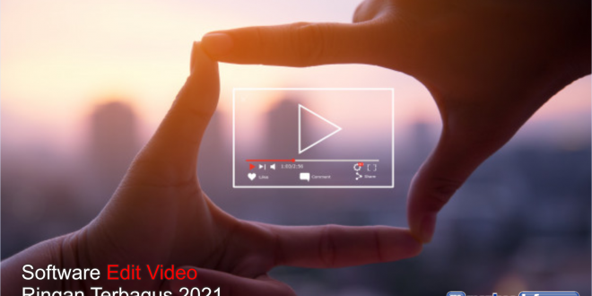 Software Edit Video Ringan