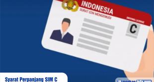 biaya perpanjang SIM C