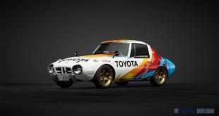Mobil Sport Toyota Termahal