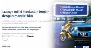 Bunga Kredit Mobil